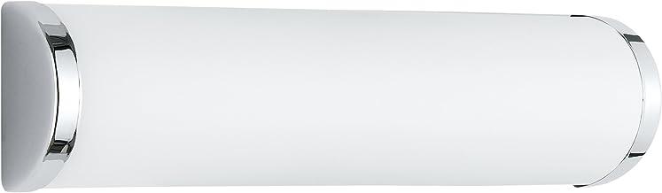 Trio-Leuchten 2803021-06 wandlamp 2xE14 max. 40W chroom glas gesatineerd