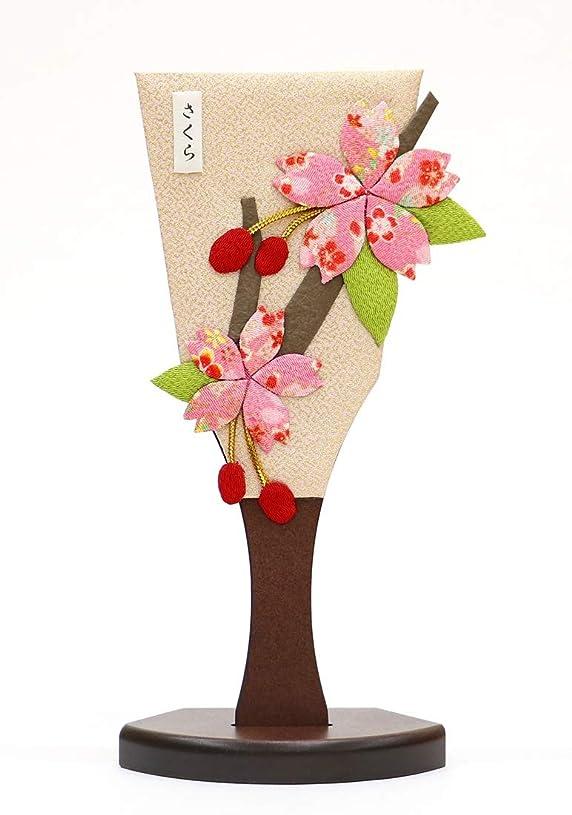マトンシーンズボン姫羽子板 正月飾り 26cm (さくら)