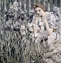 Fleur de Lis ca 1895-1900 Robert Reid (1862-1929 American) Oil on canvas Metropolitan Museum of Art New York City Poster Print (24 x 36)