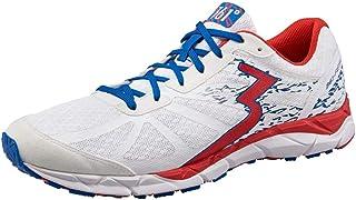 361 Degrees Feisu Men's Shoes White/Risk Red