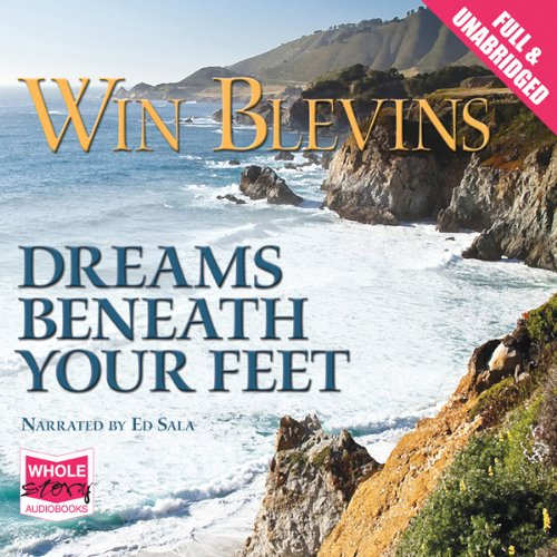 Dreams Beneath Your Feet audiobook cover art