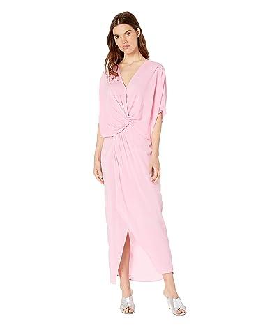 Young Fabulous & Broke Luelle Dress (Hot Pink) Women