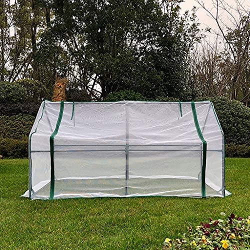 Capot de protection des plantes filet d'insectes Convient for jardin/extérieur couvert d'oiseaux d'insectes couverture Filet anti-chat de croissance des plantes net 120 × 60 × 60 cm (L x L x H)