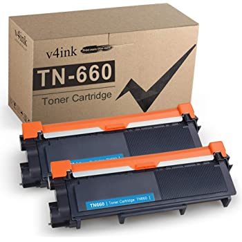 SuppliesOutlet Compatible Toner Cartridge Replacement for Brother TN660 Black,5 Pack TN-630 TN-660 TN630