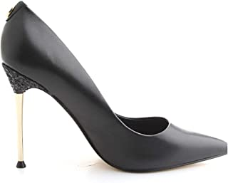 Guess Luxury Fashion Womens FL8ODELEA08BLACK Black Pumps   Fall Winter 19