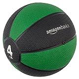 AmazonBasics Medicine Ball, 1.81kg (Green)