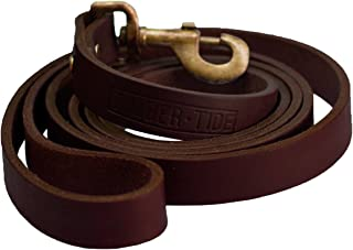 working dog leather leash