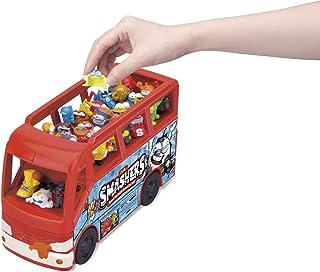Smashers Ônibus com 1 Surpresa Candide Vermelho