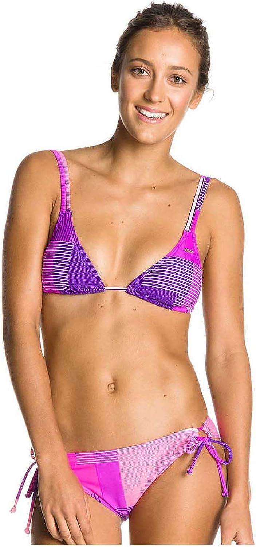 Roxy damen Bikini Bottom Bottom Bottom lilat Fuchsienrot Bikini Ober- und Unterteile B0198G3BEI  Liebessport, wirklich glücklich fb5b29