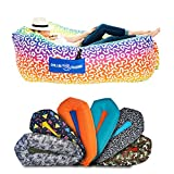 CHILLBO SHWAGGINS Kids Hammock & Swoop Bags - #1 Inflatable Couch, Inflatable Lounger and Air Lounger, ships fast! Best Camping Chair & Festival Accessories - For Camping OutDoors and Music Festivals!