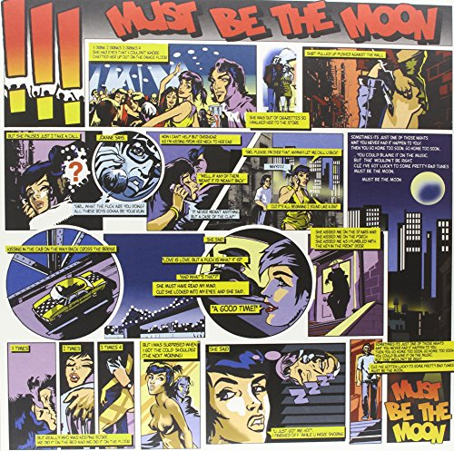 Must Be the Moon [12 inch Analog]