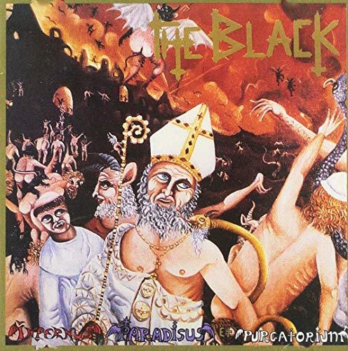 The Black: Reliquarium / Infernus,Paradisus Et Purg (Audio CD)
