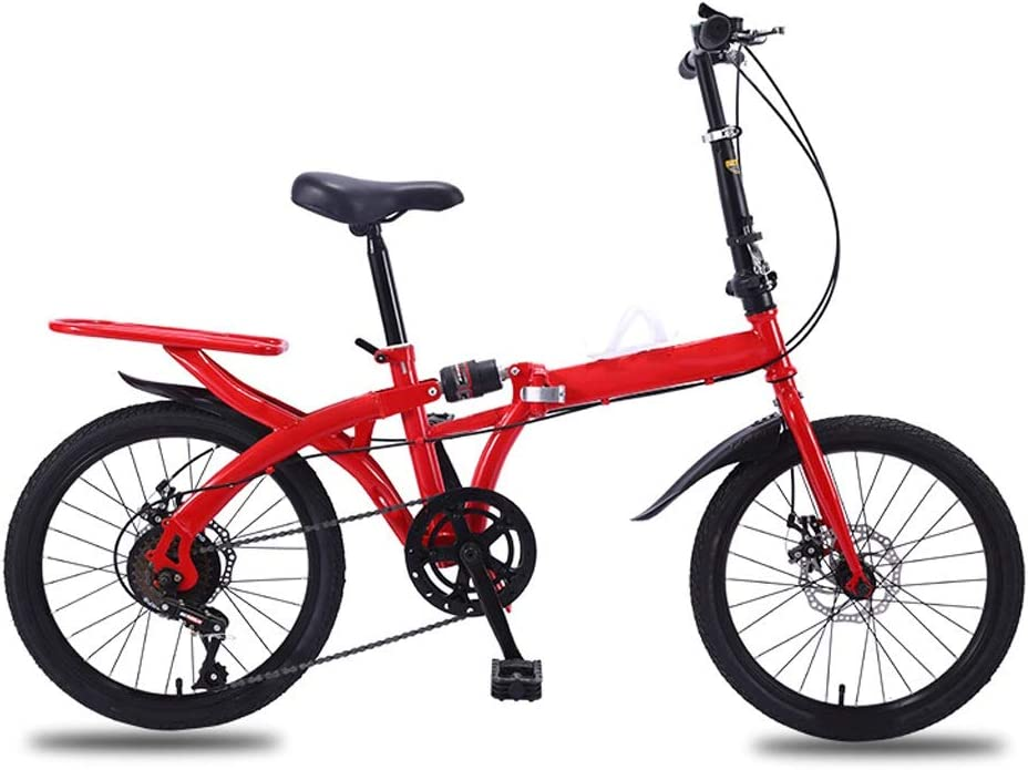 WWFAN security Variable Speed Foldable Bicycles Shock Absorbers Outlet sale feature Mountain