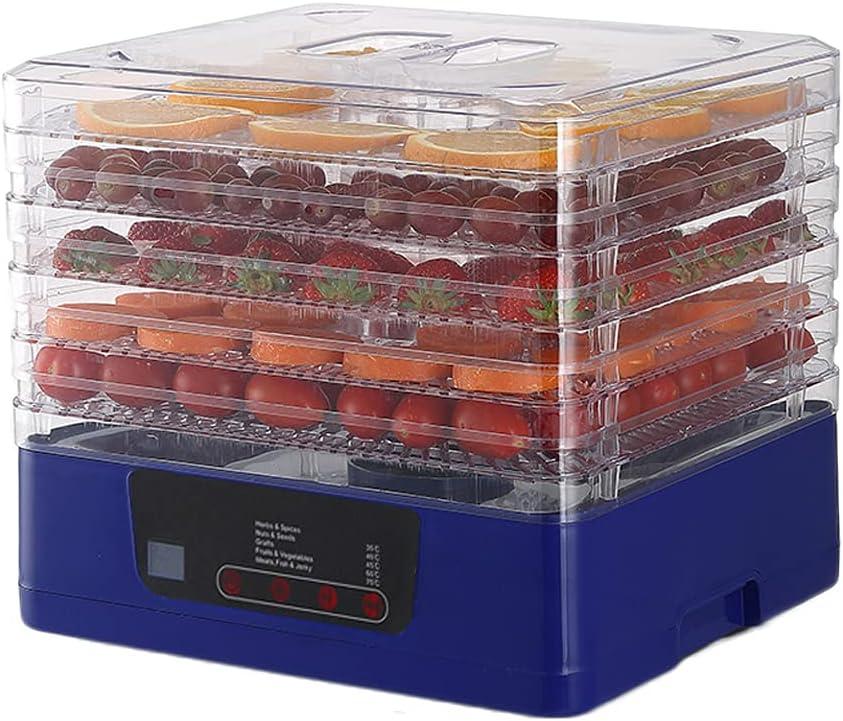 YCRD Fruit Dryer Machine Can Timed Ranking TOP11 Cheap SALE Start Dehydrat Dehydrator