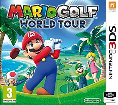 Nintendo 3Ds Mario Golf