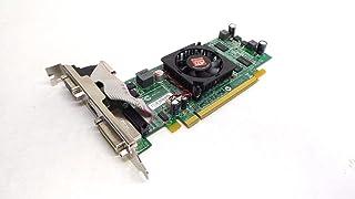 Dell純正MSI ATI / AMD Radeon HD5450 1GB DDR3 HDMI + DVI + VGA フルハイト ビデオグラフィックカードPCI-e x16 部品番号: Dell 0KP8GM KP8GM MSI-MS-V212 HD 5450。