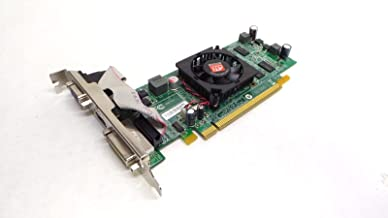 Genuine Dell MSI ATI/AMD Radeon HD5450 1GB DDR3 HDMI+DVI+VGA Full-Height Video Graphics Card PCI-e x16. Part Numbers: Dell...