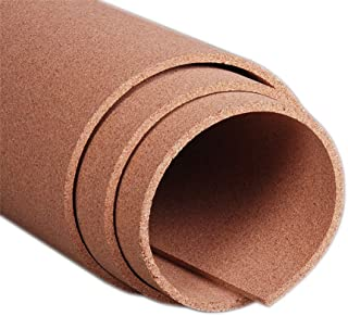 Manton Cork Roll, 100% Natural, 4' x 3' x 3/8