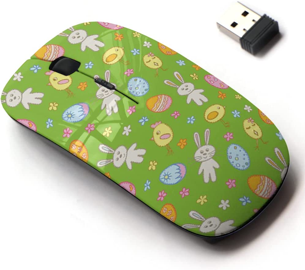 2.4G Wireless Mouse excellence with Cute Pattern All Cheap mail order shopping for Laptops Design and
