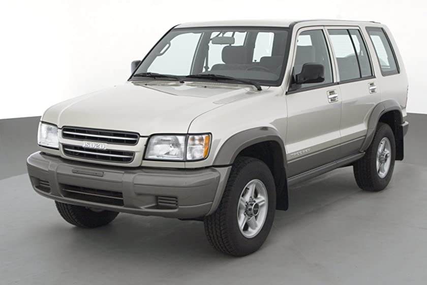 Amazon 2002 Isuzu Trooper Reviews Images And Specs Vehicles
