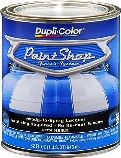 Dupli-Color BSP204 Deep Blue Metallic Paint Shop Finish System - 32 oz.