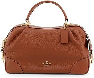 Women's Polished Pebble Leather Lane Satchel