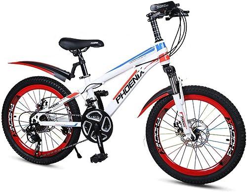 servicio de primera clase Defect Bicicletas Infantiles 6-12 años años años de Edad Bicicleta Niño Escuela Primaria Montaña Deportes al Aire Libre Ciclismo Bicicleta  tienda de ventas outlet