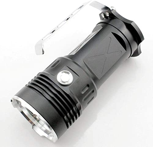 Gquan Lampe de poche portable Lampe Pêche de lampe lampe Bright sécurité lampe mineur, lampe