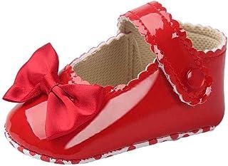 dd602a2025225 DAY8 Chaussure Bébé Fille Princesse Chaussure Bébé Fille Premier Pas  Bapteme Bowknot Fashion Chaussures Bébé Garçon