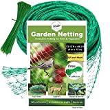 HSelar Best Bird Netting - Protect Plants and Fruit Trees from Birds...