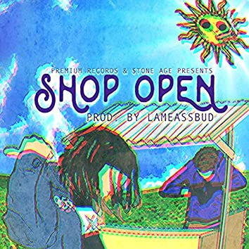 Shop Open (feat. Brandon)