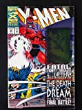 "X-Men (1991 series) #25 ""Fatal Attractions"" Hologram Cover Issue -  Marvel"