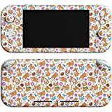 Lex Altern Skin Decal Compatible with Switch Lite 2019 Console Funny Cute Donuts Vinyl Pet Protective Corgi Puppy Game Sticker Butt Wrap Full Body Cover Controller Dog nlh067