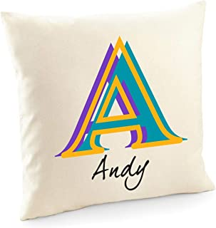Sharing the Sofa Personalised Cushion Cover House warming Gift 16 inch NH03