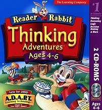 Reader Rabbit: Thinking Adventures (Jewel Case)