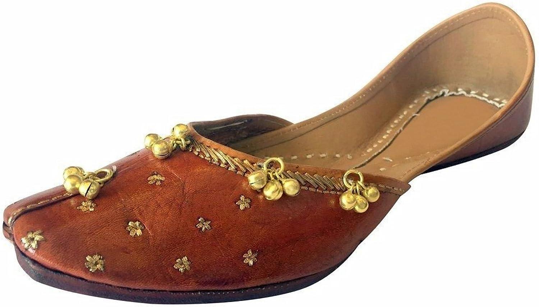 Step n Style Women Khussa Ethnic shoes Saree Jutti Ethnic shoes Flat Ballet Flipflop