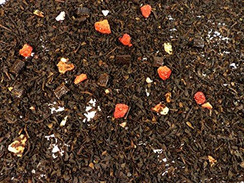 Erdbeere Vanille Schwarzer Tee Naturideen® 100g