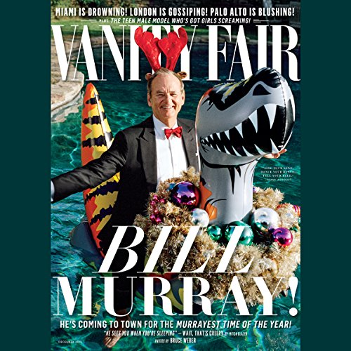 Vanity Fair: December 2015 Issue audiobook cover art
