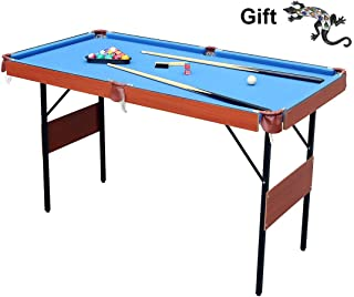 9 feet pool table