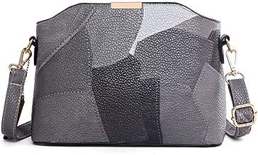 Crossbody Bag Clutch Purse Women Patchwork Handbag Small Shoulder messenger Bags Leather Party Bags