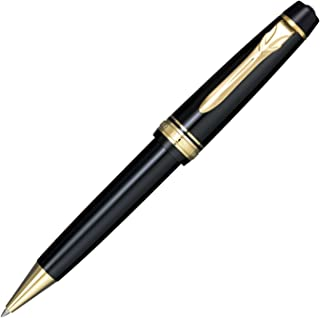 セーラー万年筆 油性ボールペン プロフェッショナルギアΣ 金 ブラック 16-1017-620