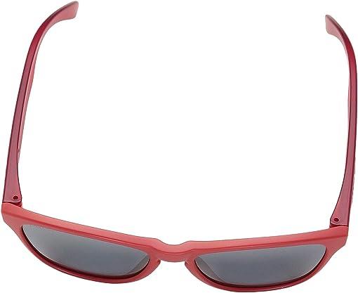 Matte Red/Translucent Red w/ Prizm Black