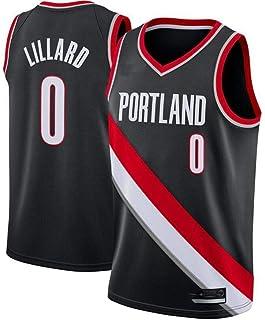 GFENG Maillots De Basketball Hommes Basket Maillots 3# Iverson Basketball T-Shirt Nouveau Tissu Brod/é Raptors Jersey Et Short Ensemble