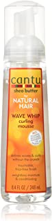 Cantu Natural Hair Wave Whip Curling Mousse,8.4 oz