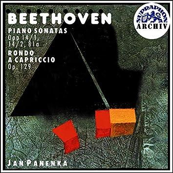 Beethoven: Piano Sonatas and Rondo