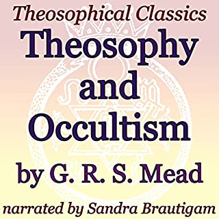 Theosophy and Occultism cover art