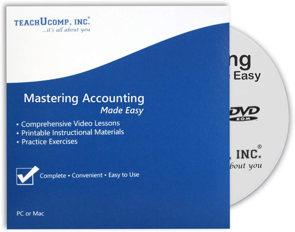 Mastering Small Business Accounting Made New products, world's highest quality popular! cheap Easy Training Tutor CPE