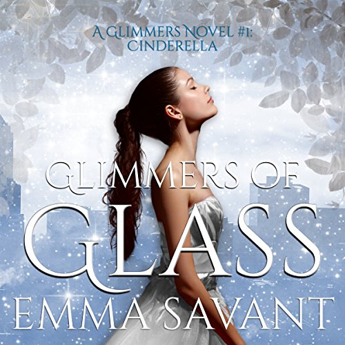 Glimmers of Glass  audiobook cover art