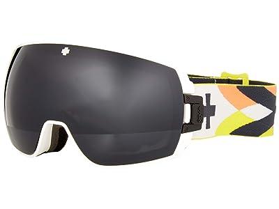 Spy Optic Legacy SE (Arcade/Gray Green/Black/Persimmon/Silver Spectra Mirror) Goggles