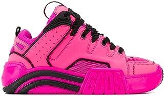 GCDS Luxury Fashion Womens FW20W01001006 Fuchsia Sneakers | Fall Winter 19